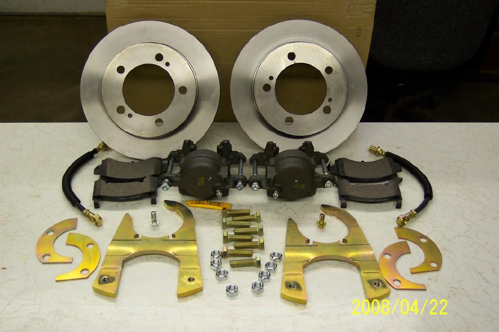R P 4wd Parts Brakes